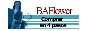 Florerias Baflower, compra facil